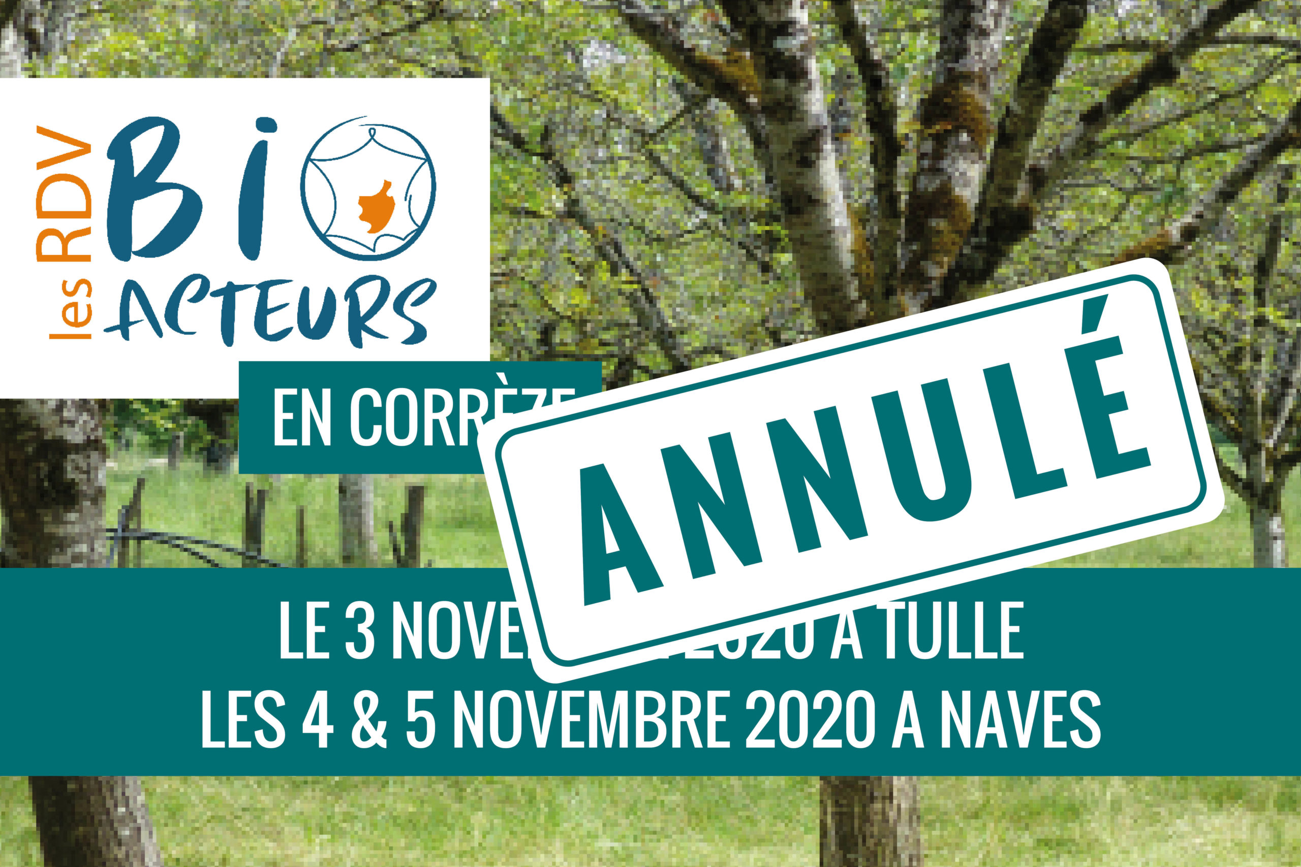 Les RDV Bio Acteurs continuent en Corrèze