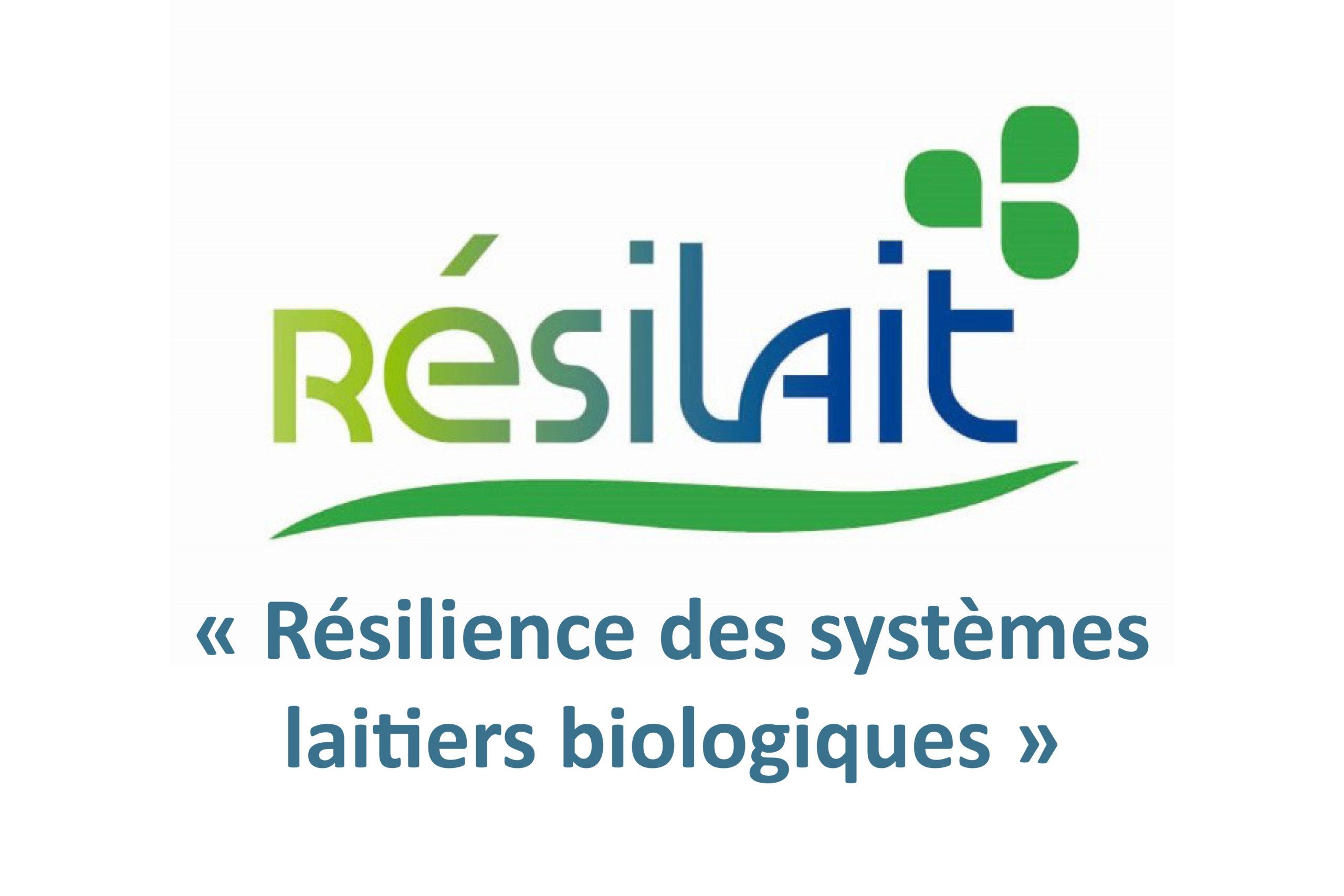 Résilait : Quid de la résilience des élevages laitiers biologiques ?