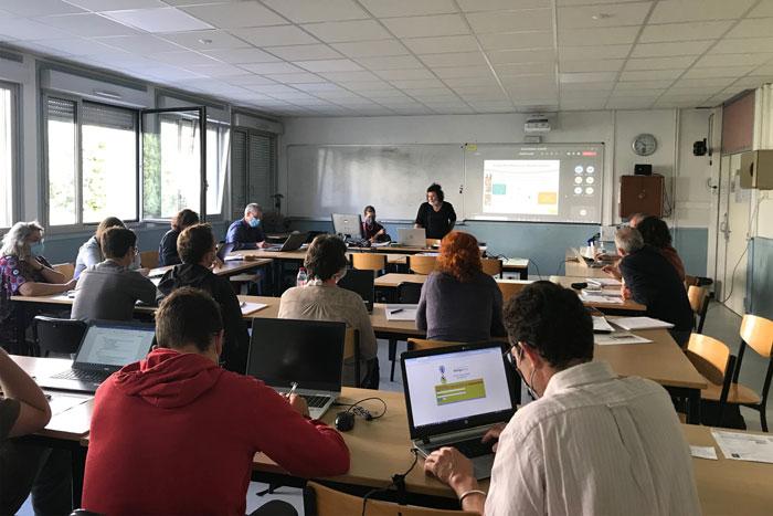 BioRéférences : Premier séminaire de travail dans le cadre de la troisième tranche du projet